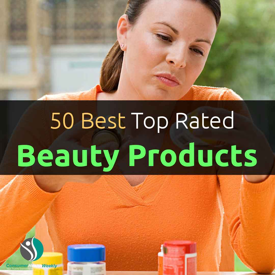 50 Best Top Rated Beauty Products