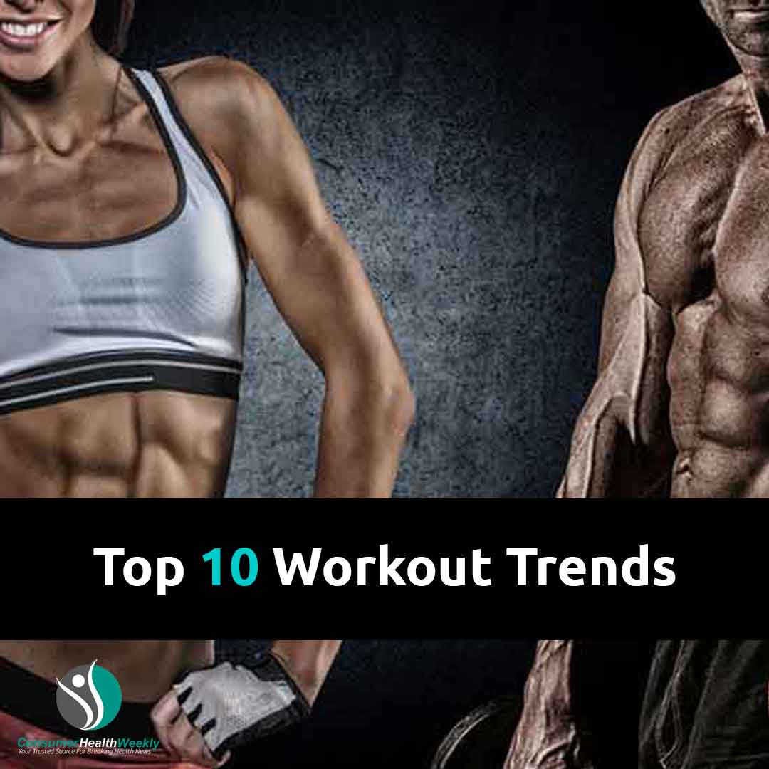 Top 10 Workout Trends For 2017